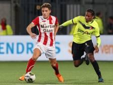 TOP Oss-verdediger Dean van der Sluijs: 'Je kan wel zien dat Sneijder een topper is'