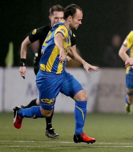TOP-verdediger Niels Fleuren begrijpt waarom hij opnieuw in de wachtkamer zit