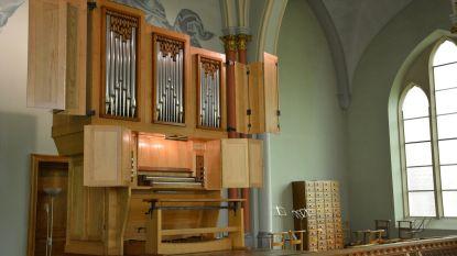 Orgel van het oude Klooster van Maleizen verhuist naar Vilvoorde