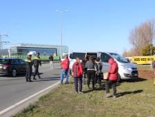 Busje met negen Poolse arbeidsmigranten schiet naar verkeerde rijstrook en botst op tegenligger
