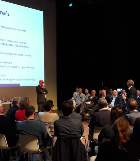 'Grootschalige opwek energie in Hilvarenbeek moet door en voor eigen inwoners'