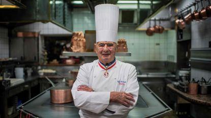 De eerste chef die z'n keuken uitkwam