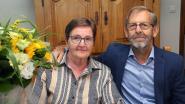 50 jaar huwelijksgeluk voor Mia en Jef