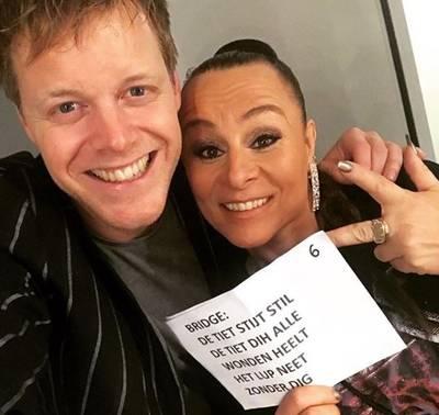 Trijntje en Lex Uiting maken indruk met Limburgs duet