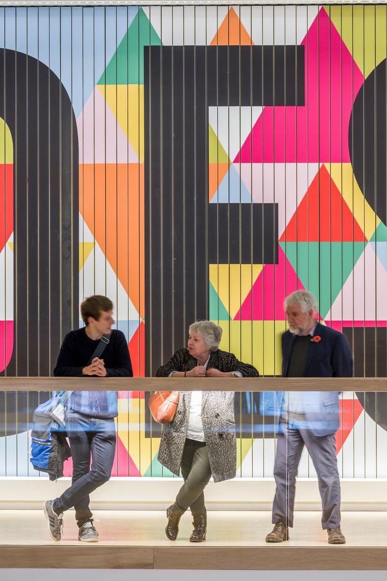 Design Museum in Londen. Beeld Gareth Gardner