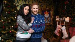 VIDEO. Wassen beelden Harry en Meghan komen plots tot leven in Madame Tussauds