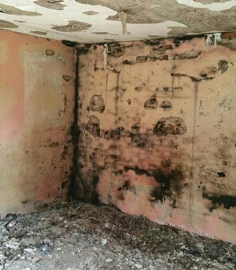 Schade aanzienlijk na brand in bunker Willemstad: 'Jongeren zijn er goed ziek van'