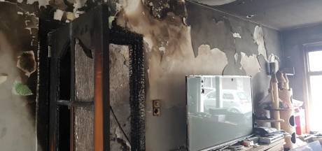 Afgebrand huis in trek: 'Alles heeft een waarde'