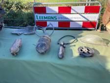 Leemans Vriezenveen rondt berging bommenwerper in Markermeer af