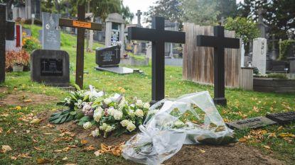 Walter Capiau twee dagen na overlijden in alle stilte begraven