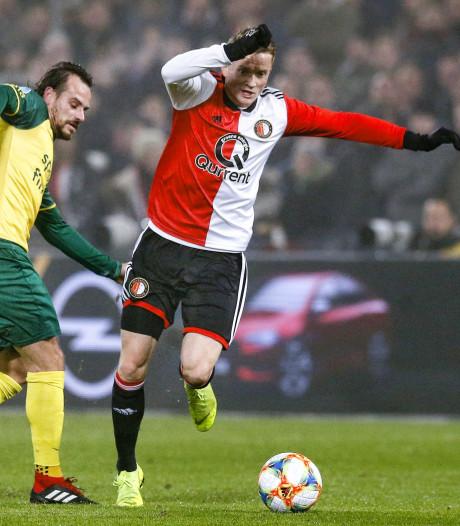 LIVE | Feyenoord op zoek naar gelijkmaker tegen Fortuna