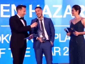 """""""Où est le stylo?"""": la réponse pleine d'humour d'Eden Hazard aux fans des Blues"""