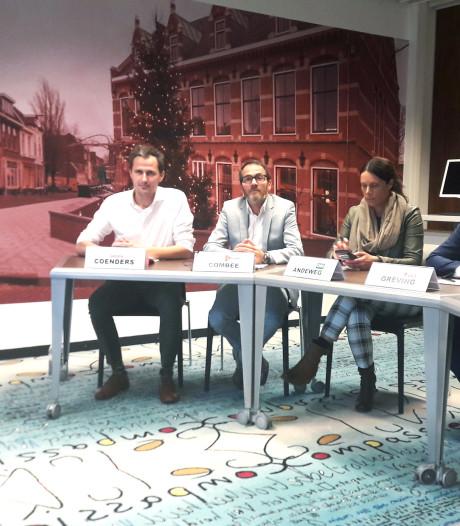 Arnhemse coalitie wil sfeer goed houden: 'Ga proberen me minder te ergeren'