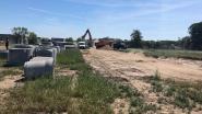 Aanleg van bedrijventerrein is net gestart, en al ruim de helft van de grond is verkocht