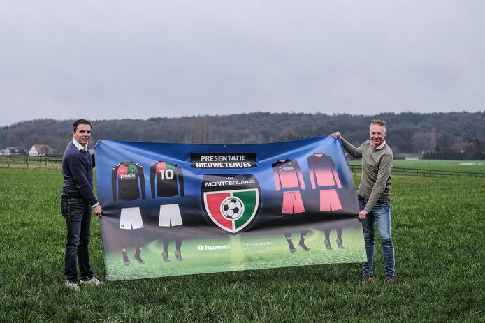De  presentatie van de nieuwe fusieclub VV Montferland na het samengaan van VV Zeddam en Sint Joris uit Braamt. Foto ter illustratie