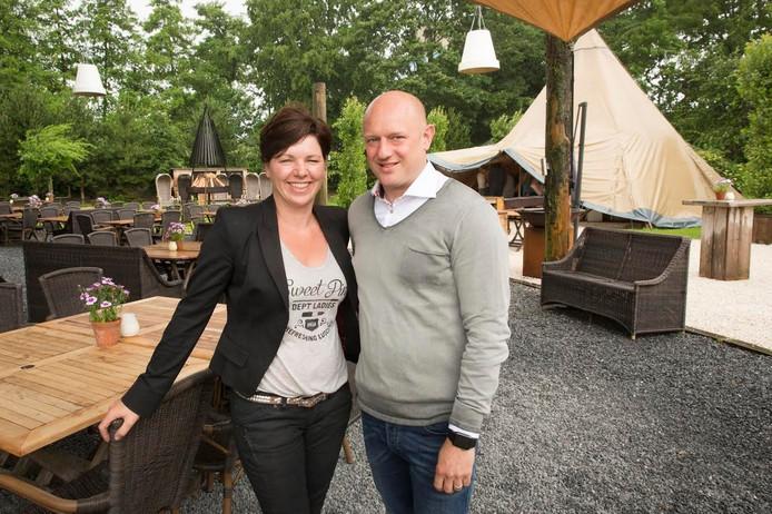 Lisette en Koen Bakker van het Hooihuis in Roosendaal.