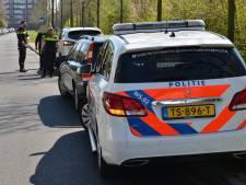 Scooter aangereden in Breda, geen gewonden