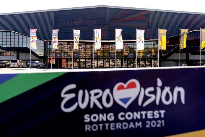 Eurovisiesongfestival in Ahoy