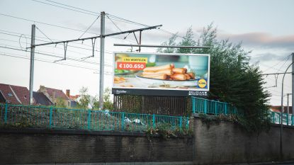 Reclamestunt: 100.000 euro voor 1 kilo wortelen bij Lidl