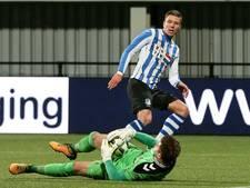 Helmond Sport en FC Eindhoven delen punten na tam restant derby