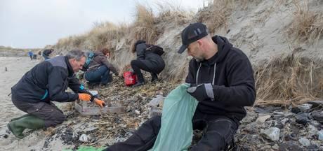 Schoonmaakactie strand krijgt vervolg bij de Kaloot