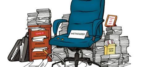 Wethouders haken vaker af: 'Luxe op het pluche? Het is mooi werk, maar ook een hondenbaan'