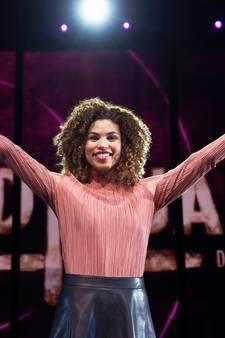 Anne Appelo uit Kampen staat ineens op het podium als Whitney Houston