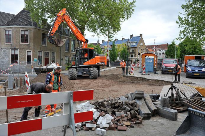 De Lange Geldersekade en omgeving zijn kortgeleden opgeleverd, nadat er lange tijd aan is gewerkt.