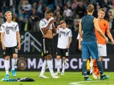 Media sparen Mannschaft niet: 'Alsof Oranje te maken had met voetbaldwerg'