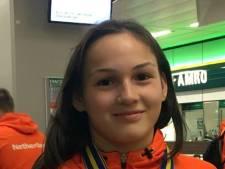 Apeldoornse judoka Elin Henninger pakt met Oranje brons op EK-21