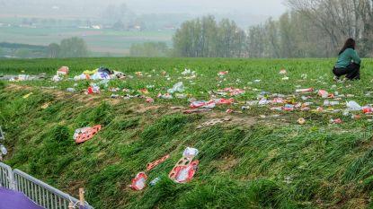 Na de koers, de vuilnisbelt: zo laat publiek de Kwaremont achter