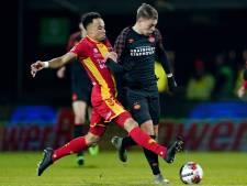 LIVE | Jong PSV neemt het in Deventer op tegen Go Ahead Eagles