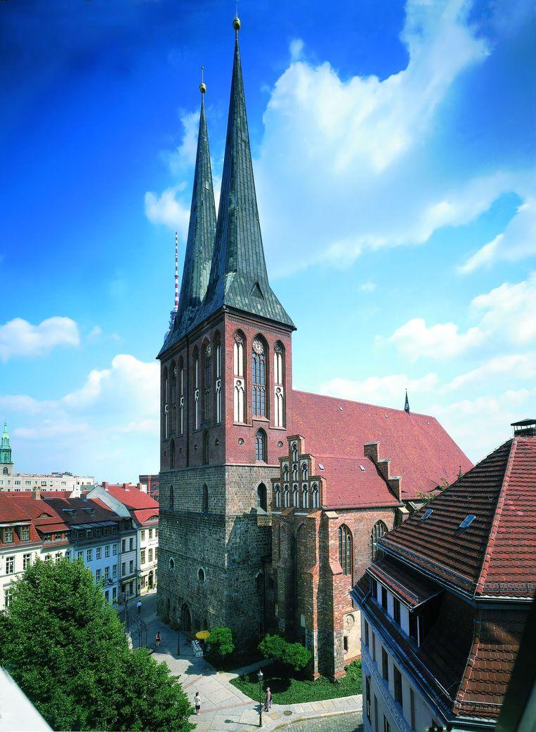 Nikolaikirche. Beeld Peter Straube