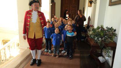 Kerstmagie in kasteel van Vlamertinge