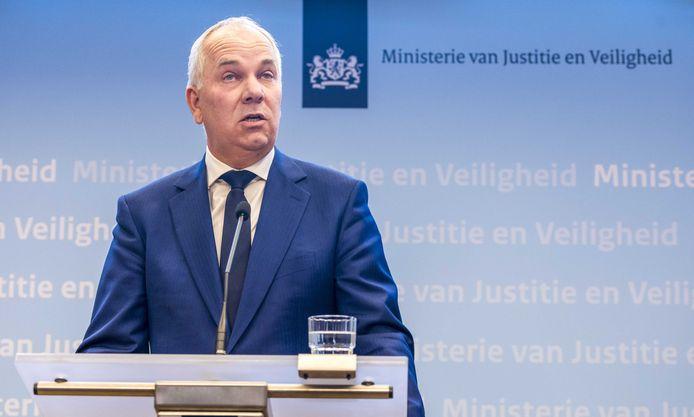 Nationaal Coordinator Terrorismebestrijding en Veiligheid (NCTV) Pieter-Jaap Aalbersberg