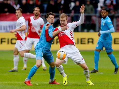 Heracles verliest ook in Utrecht: einde seizoen