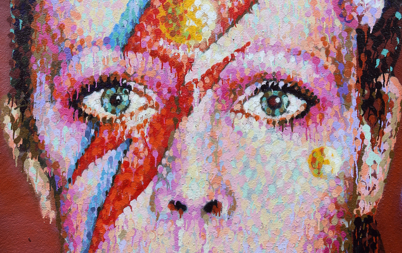 David Bowie Beeld EPA