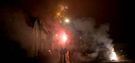 Brieven voor overtreders vuurwerk in Ede