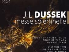 Genieten van een mantra in Dusseks belangwekkende 'Messe Solemnelle'