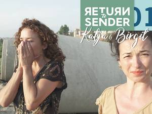 Klik voor Katja's Return to Sender