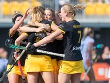 Hockeysters HC Den Bosch ruim langs Nijmegen