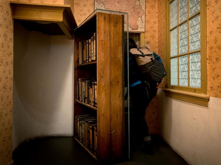 Zo ziet het vernieuwde Anne Frank Huis eruit