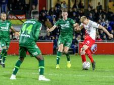 'De Graafschap laat opnieuw punten liggen in topper bij NAC Breda'