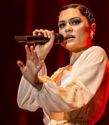 Jessie J geeft show in Afas Live