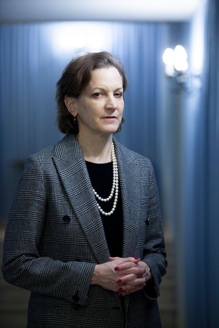 Anne Applebaum Beeld Getty