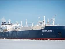 Opmerkelijke kant opwarming: zonder ijsbreker door arctisch gebied