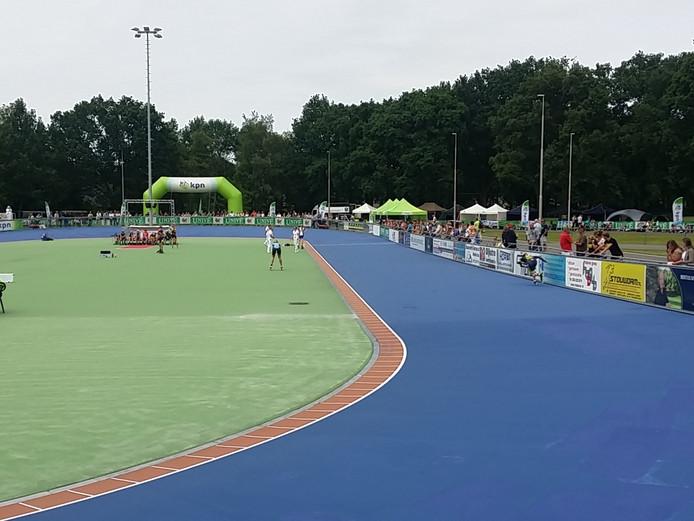 De inline skatebaan in Heerde. Foto Jurrien Schuiringa