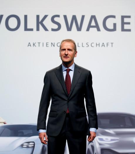 VW is er klaar voor om 50 miljoen elektrische auto's te produceren