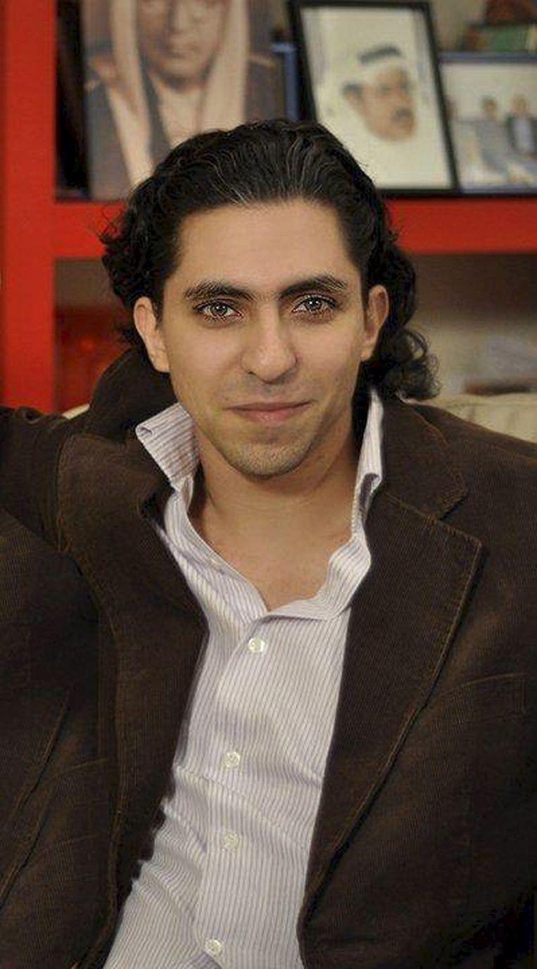 Raif Badawi (Saudi-Arabië) Beeld REUTERS