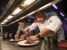 ByChiel in Zutphen investeerde in een wintertuin,  maar serveert nu laatste avondmaal: 'Koken koelkast leeg'